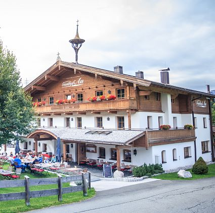 Holiday at the Gasthof Au